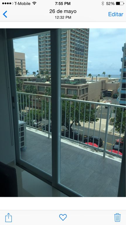 New- Luxurious Studio In The Heart Of The Condado Steps From The Beach, Free Wif