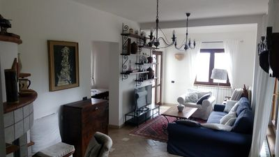 Photo for Dolci Colline - Nice villa on the beautifull hills of Umbria, 50 min from Rome