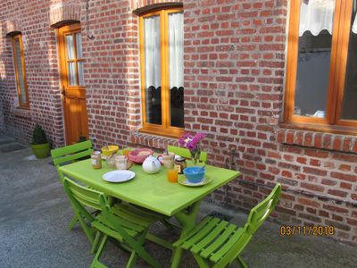 """Photo for """"The House"""", heart of the village, 50 meters from the sea"""