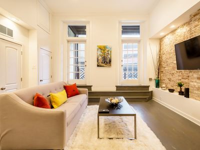 Photo for Stylish 2BD Loft in the Old City