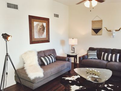 Photo for Family Fun! Completely Remodeled! Pool, Putting Green, Play Set, Foosball, More!