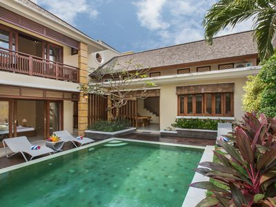 Photo for 2 Bedroom Compound Villa Near Berawa Beach, Canggu;