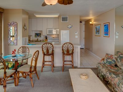 Photo for Highly Desirable Waterfront Corner Unit with Spectacular Views