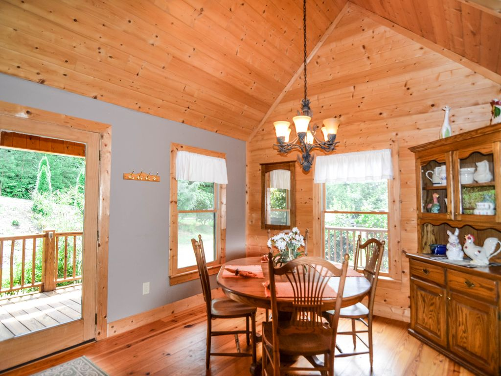 Nestled in the north georgia mountains black bear cabin for North ga cabin rentals cheap