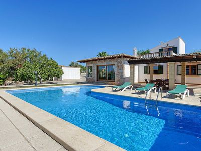 Photo for Can Xaneta - This Villa includes a private pool, WI-FI & close to amenities