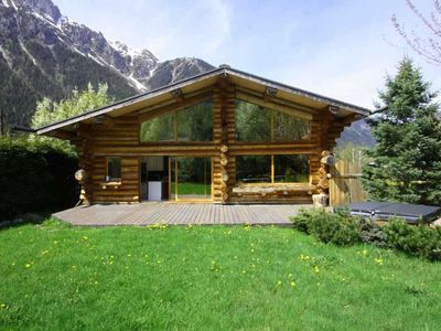 Photo for Chalet des Cimes -  a self catered chalet that sleeps 10 guests  in 5 bedrooms