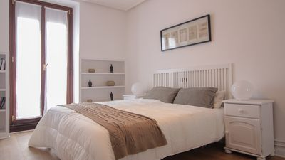 Photo for 3BR Apartment Vacation Rental in Donostia, PV