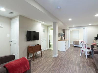 Photo for Charming H St Oasis Close to Capitol and Museums