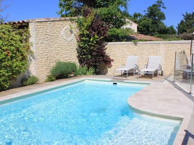 Photo for Beautiful villa with pool, 4 bedrooms, 6/7 pers, tastefully decorated