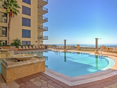 Photo for Panama City Beach Condo w/ Gulf Views!