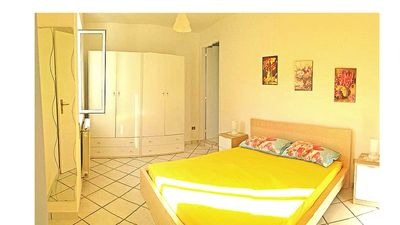 Photo for One bedroom apartment 150m from St. Mark's beach and 2km from Castellabate Historical Centre