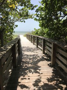 Photo for Toes In The Sand! 500 Steps to Vanderbilt Beach or Delnor Wiggins Beach!