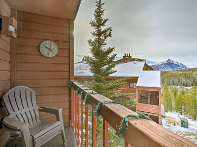 Photo for Cozy Silverthorne Condo Near Slopes w/Pool Access!