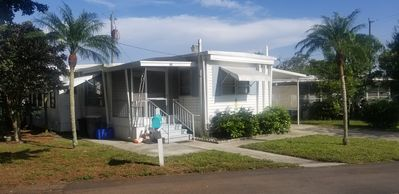 Photo for 1BR Mobile Home Vacation Rental in North Fort Myers, Florida