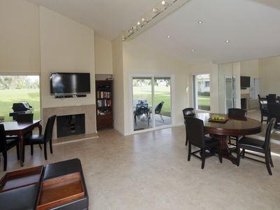 Photo for Mission Hills C.C. 3 BR on Golf Course: Use of Club Facilities: Adj.WestinHtl