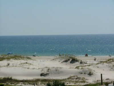 Photo for Beautiful Beach Front Condo at Gulf Shores Plantation Palms