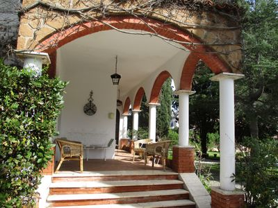Photo for San Felice Circeo: Villa under Circe's shadow