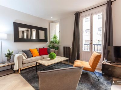 Photo for Friendly Rentals The Chamberi Place apartment in Madrid