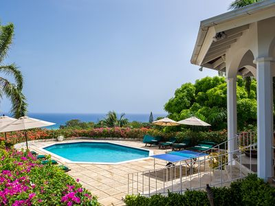 Photo for Nutmeg - 6 bedrooms - Sea Views