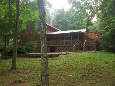 Photo for Country cabin in a peaceful location with plenty of space for a family or groups