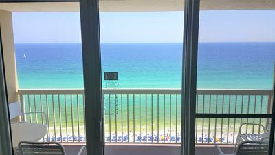 Photo for Just Remodeled! Beach Condo on the White Sands, Indescribably Beautiful Views!!!
