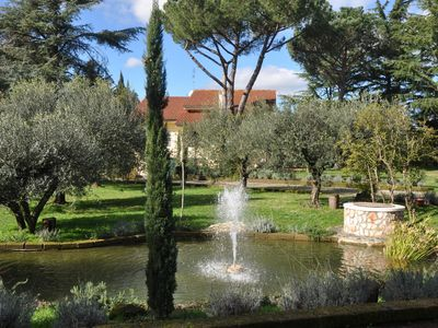 Photo for Luxurious Villa For 14, Just 20 Minutes From The Center Of Rome