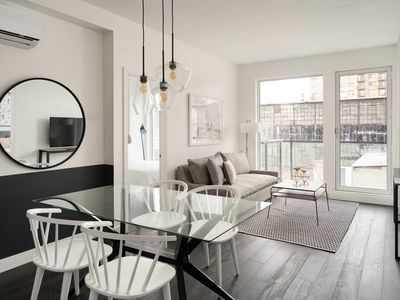 Photo for Sonder | Le Se7t | Elegant 2BR + Balcony