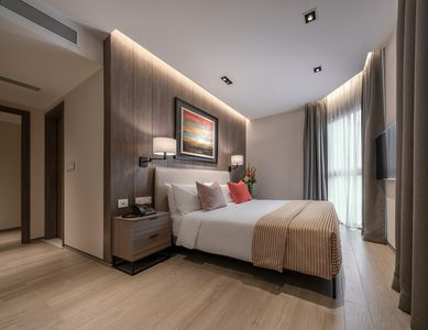 Photo for 2 Bedroom Deluxe Apartment