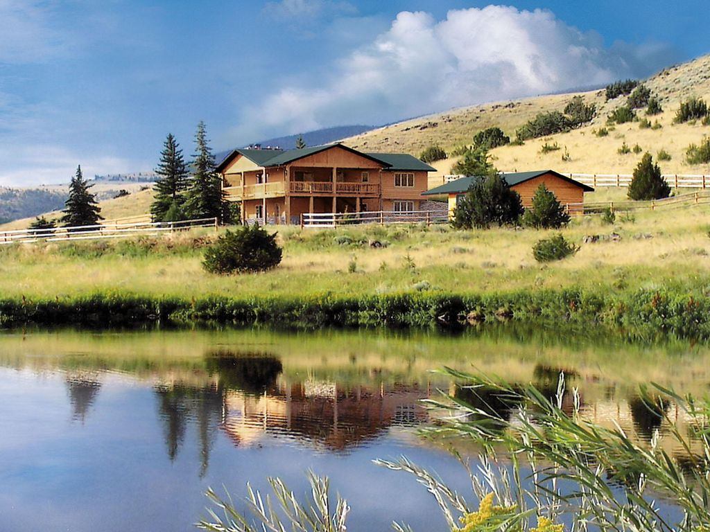 Ennis Vacation Home Near Yellowstone And Madison River Ennis Montana Rentbyowner Com