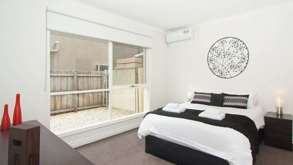 Smart Caulfield Townhouse
