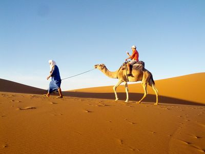 Photo for Kasbah Du Berger is your Sahara Hostel in Merzouga dunes. Welcome to the desert!