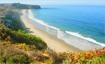 Crystal Cove Beach, Newport Beach, California, United States