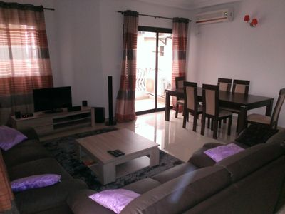 Photo for 2BR Apartment Vacation Rental in Douala, Littoral