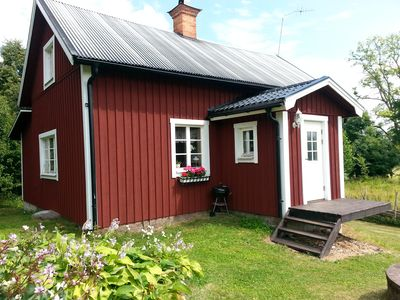 Photo for Holiday with pee and Michel incl. Electricity, water, wood, sauna and boat.