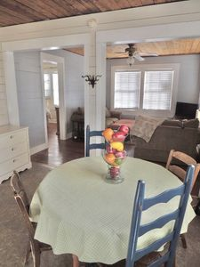 SweetChick Farmhouse, country feel with close city convenience.