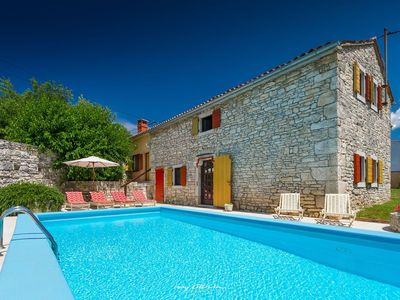 Photo for Gracious stone villa within a picturesque village