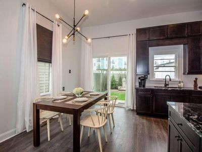 OPEN FOR BUSINESS! Getaway on the Avenue - Walk to Dining and Entertainment!
