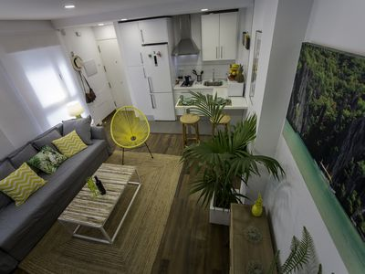 Photo for Apartamento Tropical - Apartment for 4 people in Cádiz