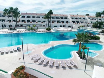 Photo for Best location in beautiful residence, POOLS, WIFI, SPECIAL OFFER AUGUST, SEPT, OCT