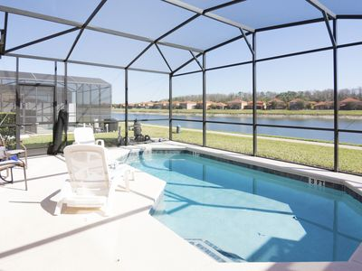 Photo for Amazing townhouse with lake view