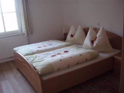 """Photo for Double room """"small Priel"""" with shower / bath - Schöttelbauer"""