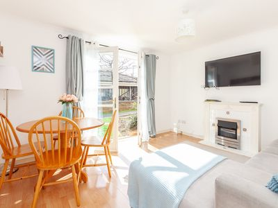 Photo for Smart, Central 2 bed Apartment with Off Street Parking - close to all amenities