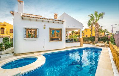 Photo for 3 bedroom accommodation in Algorfa