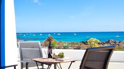 Photo for 1BR Apartment Vacation Rental in Punta Mujeres, Canarias