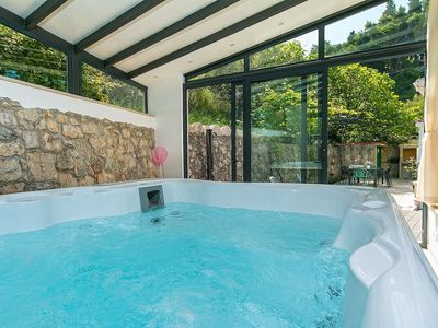 Photo for ctpo284 - Stunning old-stone house with whirlpool