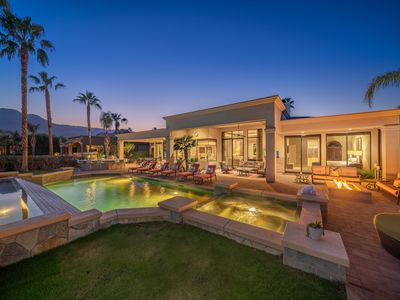 Photo for MONTHLY RATE THE ROYALTY ESTATE-PRIVATE GATED PGA WEST