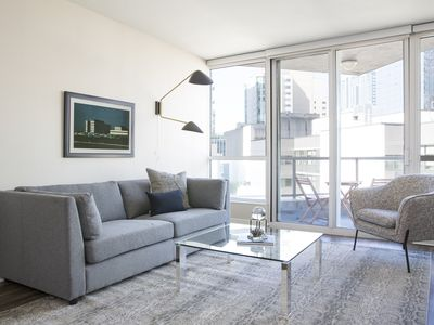 Photo for Modern 2BR in Rincon Hill by Sonder