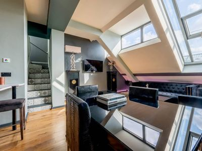 Photo for Beautiful Penthouse Apartment in Northern Quarter