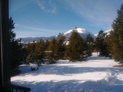 Photo for Ski Country Cabin On 1.5 Acres