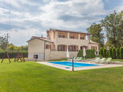 Photo for Modern Villa Vernier with Private Pool and Jacuzzi